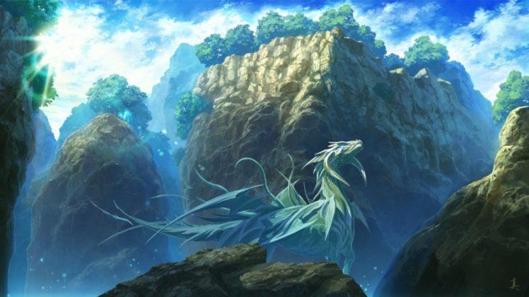 dragon, Fantasy, Artwork, Art, Dragons HD Wallpaper Desktop Background