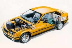 bmw, 3 series, Coupe, Electro antrieb, Technical, Cars
