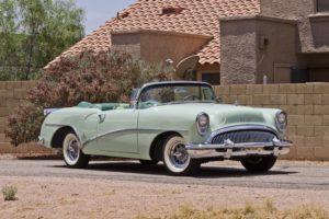 1954, Buick, Skylark, Convertible, Classic, Old, Retro, Street, Usa, 4200×2780 02