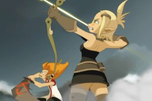 wakfu, Strategy, Mmo, Rpg, Fantasy, Adventure, Action, Fighting, 1wafku, Tactical, Cartoon, Manga, Anime
