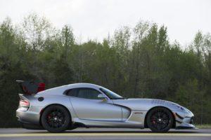 2016, Dodge, Viper, Acr, Coupe, Cars, Sportcars