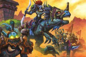 world, Warcraft, Fantasy, Adventure, Artwork, Warrior