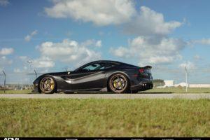 adv, 1, Wheels, Gallery, Ferrari, F12, Coupe, Cars, Black, Modified