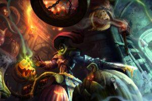 world, Warcraft, Fantasy, Artwork, Warrior