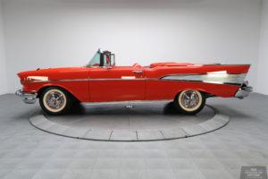 1957, Chevrolet, Bel, Air, Convertible, 283, Classic, Cars