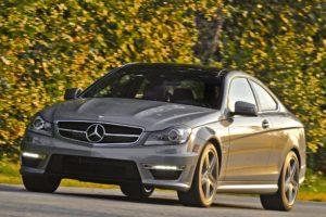 mercedes benz, C63, Amg, Coupe, Us spec, C204, Cars, 2011