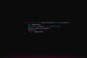 desktop, Happiness, Coding, Programming, Black, Wallpaper, Computer, Text, Technology
