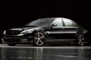 wald, International, Mercedes benz, S class, Black, Bison, Edition, Sports, Line,  w221 , Cars, Modified, 2005