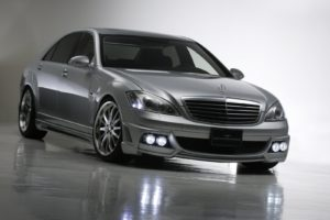 wald, International, Mercedes benz, S 550,  w221 , Cars, Modified, 2005