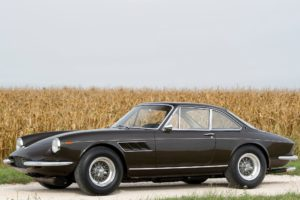 ferrari, 330, Gtc, Coupe, Cars, 1966