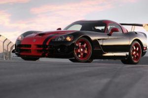 dodge, Viper, Srt10, Acr, 1 33, Edition, Black, Cars, Supercar