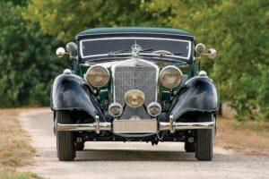 1937, Mercedes, Benz, 320, Cabriolet, A, W142, Luxury, Retro, Vintage