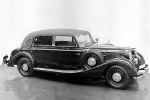 1938, Maybach, Sw38, Cabriolet, Luxury, Retro, Vintage