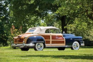 1947, Chrysler, New, Yorker, Convertible, Coupe, Town, And, Country, Classic, Cars