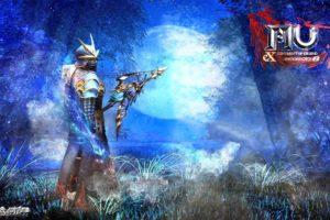mu, Online, Fantasy, Mmo, Rpg, Action, Fighting, Mu online, 1muo, Perfect, Medieval, Warrior, Samurai, Poster
