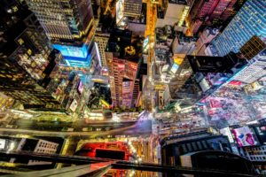 america, Bridge, Brooklyn, Cities, City, Hudson, Landscape, Lights, New, Night, Nyc, River, Towers, Travelling, Urban, Usa, York, People, Taxi