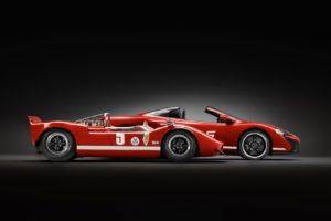 mclaren, 650s, Can am, Cars, Red, 2016