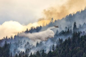 air, Tanker, Aircraft, Airplane, Jet, Airliner, Forest, Fire, Airtanker, Emergency