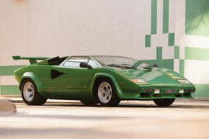 lamborghini, Countach, Lp400 s, Cars, Supercars, 1981