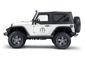2015, Jeep, Wrangler, Dark, Side, Concept, Jk, Suv, 4x4, Mopar
