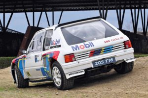 1984 86, Peugeot, 205, T16, Rally, Pininfarina, Wrc, Race, Racing