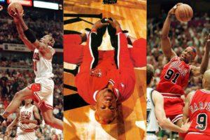 nba, Chicago, Bulls, Dennis, Rodman, Basketball
