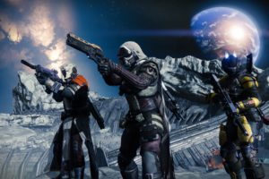 destiny, Sci fi, Shooter, Fps, Action, Fighting, Futuristic, Warrior, Fantasy, Mmo, Online, Rpg