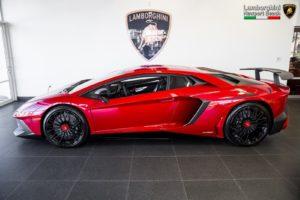 2016, Lamborghini, Aventador, Lp, 750 4, Superveloce, Coupe, Cars, Supercars, Red