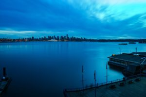 canada, Sea, Coast, Lonsdale, Quay, North, Vancouver, Nature, Cities