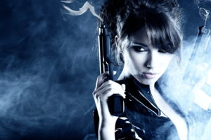 gun, Shoot