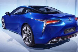 2016, Lexus, Lc, 500h, Cars, Hybrid, Blue
