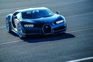 bugatti, Chiron, Cars, Supercars, Blue, 2016