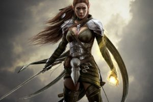 elder, Scrolls, Fantasy, Action, Rpg, Skyrim, Fighting, Warrior, Artwork, Dragon