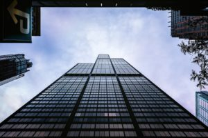 houses, Skyscrapers, Usa, Chicago, City, Willis, Tower, Cities
