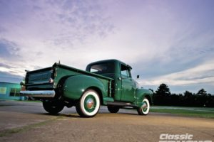 1951, Chevrolet, 3100, Pickup, Classic, Old, Vintage, Usa, 1600x1200 02