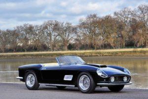1958, Ferrari, 250, Gt, California, Spyder, Classic, Old, Original, 01