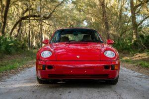 porsche, 911, Turbo, 3, 6, S, Flachbau, Us spec, Cars, Red,  964 , 1994