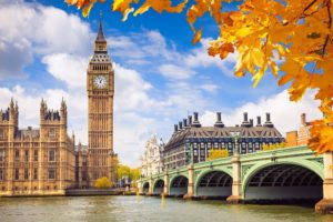 london, Great, Britain, England, Westminster, Palace, Autumn