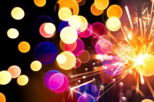 new, Year, Merry, Christmas, Bokeh, Texture, Colorful, Lights
