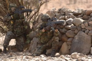 heckler, And, Koch, G36, Weapon, Gun, Military, Rifle, Soldier