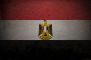 flags, Egypt