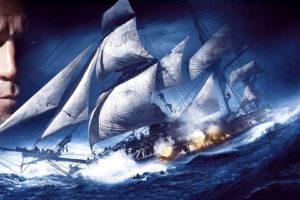 master, And, Commander, Action, Adventure, Drama, War, Ship, Boat, Storm, Ocean