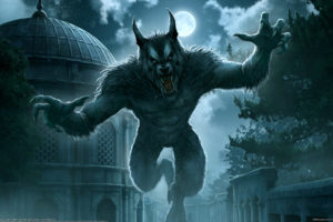 kerem, Beyit, Werewolf, Dark, Horror, Evil, Creepy, Spooky, Animals, Wolf, Wolves, Halloween, Architecture, Buildings, Night, Sky, Full, Moon, Moon, Light, Light, Trees, Clouds, Fangs, Pov, Fantasy