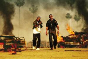 bad, Boys, 2, Explosion, Violence, Fire, Flames, Will, Smith, Actor, Vehicles, Cars, Smoke