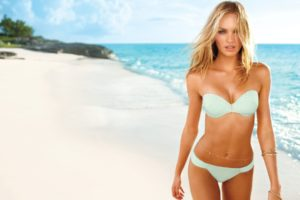 candice, Swanepoel, Women, Model, Fashion, Blonde, Sexy, Babes, Swimwear, Bikini, Beaches, Ocean