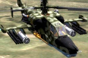 kamov, Ka 50, Black, Shark, Gunship, Attack, Helicopter, Military, Russian, Russia, Soviet, Weapon, Aircraft,  32