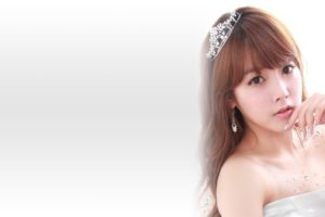 brunettes, Women, Models, Asians, Korean, K pop, T ara, Soyeon, Faces