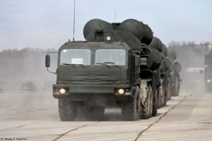 5p85t2, Tel, For, S 400, Missile, System, Truck, April, 9th, Rehearsal, In, Alabino, Of, 2014, Victory, Day, Parade, Russia, Military, Army, Russian