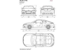 audi, Tts, Coupe, 2015, Supercar, Sport, Car, Germany, Sportcar, Wallpaper, 4000×3000, Red, Measures