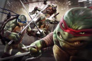 teenage, Mutant, Ninja, Turtles, Action, Adventure, Comedy, Turtle, Tmnt,  60